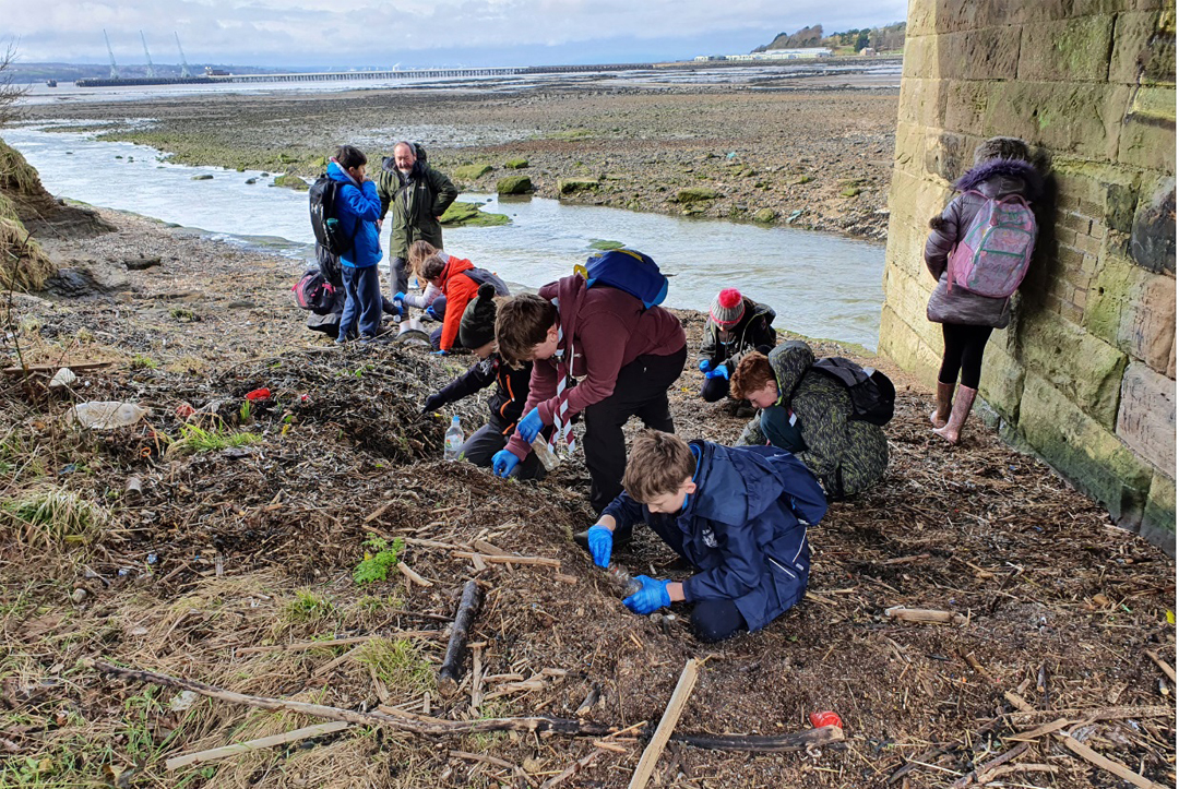 Ken M - Scout Group - Firth of Forth, Fife, Scotland